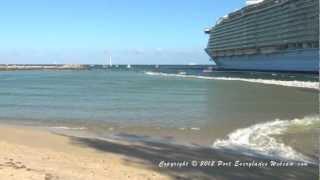 Download Oasis of the Seas Tsunami 3-24-2012 Video