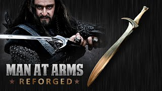 Download Orcrist (The Hobbit) – MAN AT ARMS: REFORGED Video