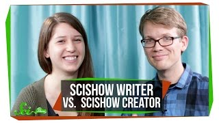 Download SciShow Quiz Show: Writer vs. Creator Video