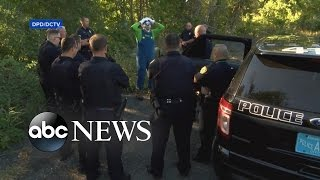 Download Massachusetts Police Release Hilarious Video Warning Against Clown Activity Video