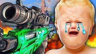 Download 1V1 TROLLING ANGRIEST TRY HARD WHO RAGE QUITS! (Black Ops 3 Trolling) Video