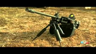Download Israeli FUTURE FIREPOWER! IWI New Weapons + ISDEF Display (NEW 2013) | HD Video