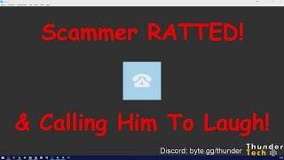 Download Scammer's Computer DESTROYED - His Reaction Video