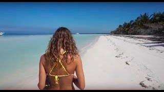 Download YACHT TO PRIVATE ISLAND IN CUBA, BEST DAY EVER!! Travel With Us Video