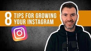 Download INSTAGRAM ALGORITHM EXPLAINED / 8 TIPS FOR GROWING YOUR INSTAGRAM Video