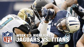 Download Jaguars vs. Titans   Week 13 Highlights   NFL Video