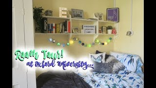 Download OXFORD UNIVERSITY ROOM TOUR 2018! | First Year Fresher Student! Video