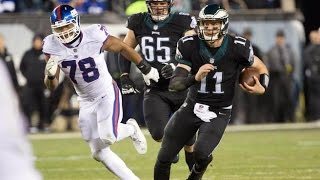 Download Carson Wentz vs Giants (NFL TNF Week 16 - 2016) - 152 Yds, TD + INT! Gutsy!   NFL Highlights HD Video