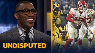 Download Shannon Sharpe reacts to Patrick Mahomes and the Chiefs' MNF loss to the Rams | NFL | UNDISPUTED Video