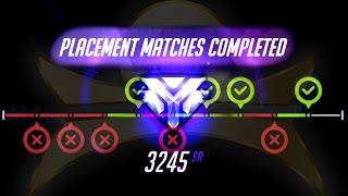 Download [Overwatch] Season 3 Mercy Placement Finale - 3245 Video