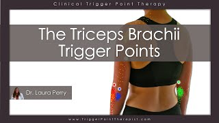 Download The Triceps Brachii Trigger Points Video