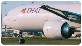 Download Thai Airways Boeing 777-300ER Takeoff | Melbourne Airport Planespotting Video