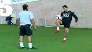 Download Cristiano Ronaldo AMAZING Freestyle Football Skills | #5 Silks Video