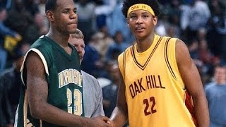 Download Lebron James highlights Highschool vs Oak Hill Academy Video