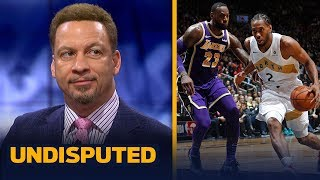 Download Kawhi is the only superstar the Lakers should go after in Free Agency — Broussard | NBA | UNDISPUTED Video