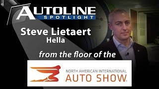 Download Hella Develops Sensor & Lighting Technology for the Future - NAIAS 2018 Video