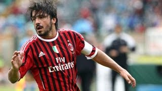 Download Gennaro Gattuso *Il Eterno Gladiatore Milanista* Video