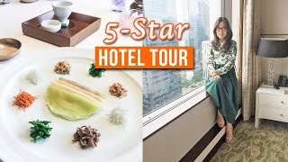 Download Inside a 5-Star Hotel in Seoul ♦ Korean Fine Dining Experience Video
