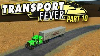 Download Transport Fever | PART 10 | BIG RIGS Video