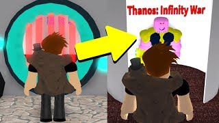 Download SPENDING ROBUX TO BECOME THANOS! (Roblox Avengers) Video