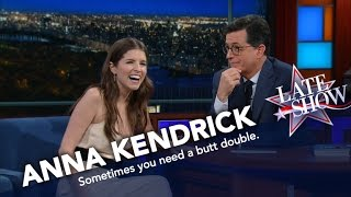 Download Anna Kendrick: I Don't Know What My Butt Looks Like Video