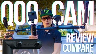 Download Kandao Qoocam NO B.S. Review & Compare with GoPro Fusion, RYLO, Insta360 One, Yi 360 VR Video