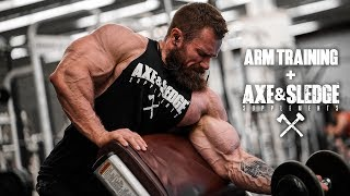 Download Arm Training | Axe & Sledge Supplements Lineup Video