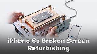 Download Apple iPhone 6S Broken Screen Refurbish Guidance Video