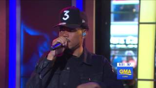 Download Chance The Rapper - Summer Friends Live on GMA Video