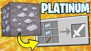 Download If PLATINUM ORE Was Added to Minecraft Video