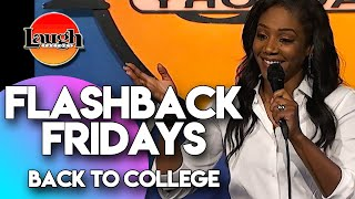 Download Flashback Fridays | Back to College | Laugh Factory Stand Up Comedy Video