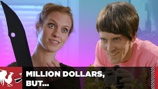 Download Million Dollars, But... Biggest Belieber and Knife-hand | Rooster Teeth Video