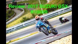 Download MOTOVUDU - Simon Crafar - 2017 SUZUKI GSX-R1000R REVIEW Video