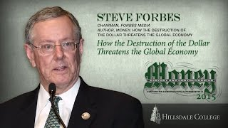 Download Steve Forbes: How the Destruction of the Dollar Threatens the Global Economy Video