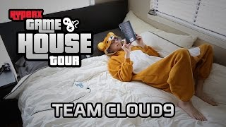 Download Cloud9 LoL HyperX Gaming House Tour Video