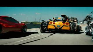 Download Transformers 3 Highway scene in Hindi Full HD Video