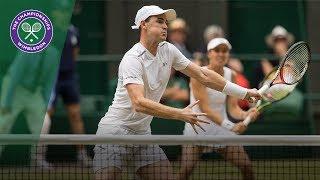 Download Jamie Murray/Martina Hingis v Henri Kontinen/Heather Watson highlights - Wimbledon 2017 final Video