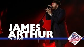 Download James Arthur - 'Into You/Ignition' (Live At Capital's Jingle Bell Ball 2016) Video