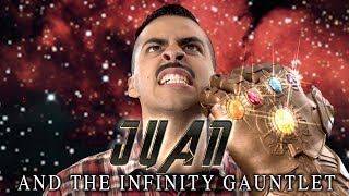 Download JUAN AND THE INFINITY GAUNTLET | David Lopez Video