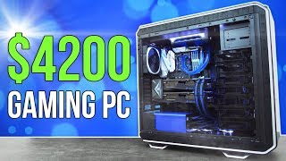Download $4200 Gaming PC Build | Time Lapse Video