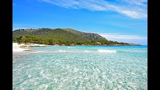 Download Mallorca Cala Millor 2017 Strand Promenade und Meer Fincallorca Video