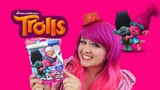 Download Trolls Magic Ink Coloring & Activity Book Imagine Ink | KiMMi THE CLOWN Video