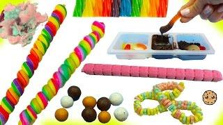 Download Crazy Dollar Tree Candy Haul - Crunchkins, Dirt Gummy Worms, Rainbow Lollies, Disney Chocolate Video