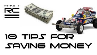 Download RC Talk: 10 Things I do to help save money on RC builds Video
