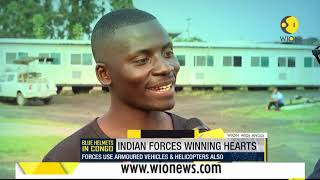 Download Blue helmets in Congo: Indian forces winning hearts Video