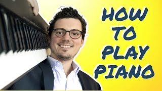 Download How to Play Piano: From Beginner to First Song (Fast!) Video