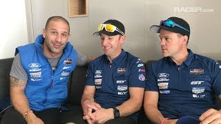Download Le Mans: Tony Kanaan's Final Report for RACER Video
