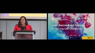 Download Lead, Succeed, and Inspire: An Evening with Changemakers Video