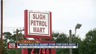 Download Mother suing Tampa gas station that sold her son deadly Kratom, according to lawsuit Video