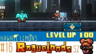 Download LENNY SHOWDOWN AND LVL100 IRONMAN   RogueLands S2 #16 Video